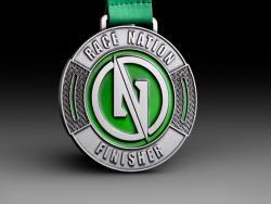 Медаль Race Nation