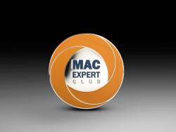 """Значок """"MAC expert"""""""