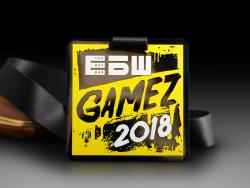 Медаль ЕБШ Games