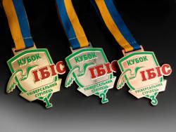 Медаль ІБІС