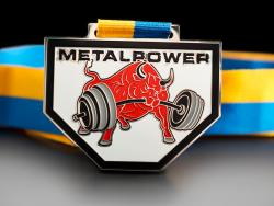 Медаль METAL POWER
