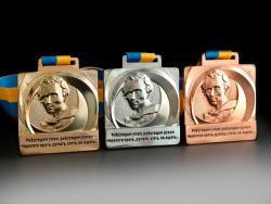 Медаль Шевченко