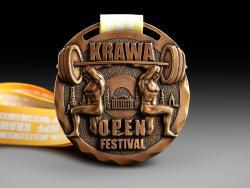 Медаль KRAWA