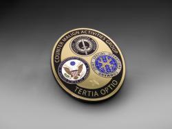 Медаль TERTIA OPTIO