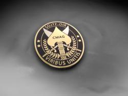 Медаль CMAG