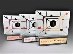 """Награда """"KREVA CUP"""""""